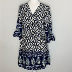 Altar'd State Faux Wrap Dress